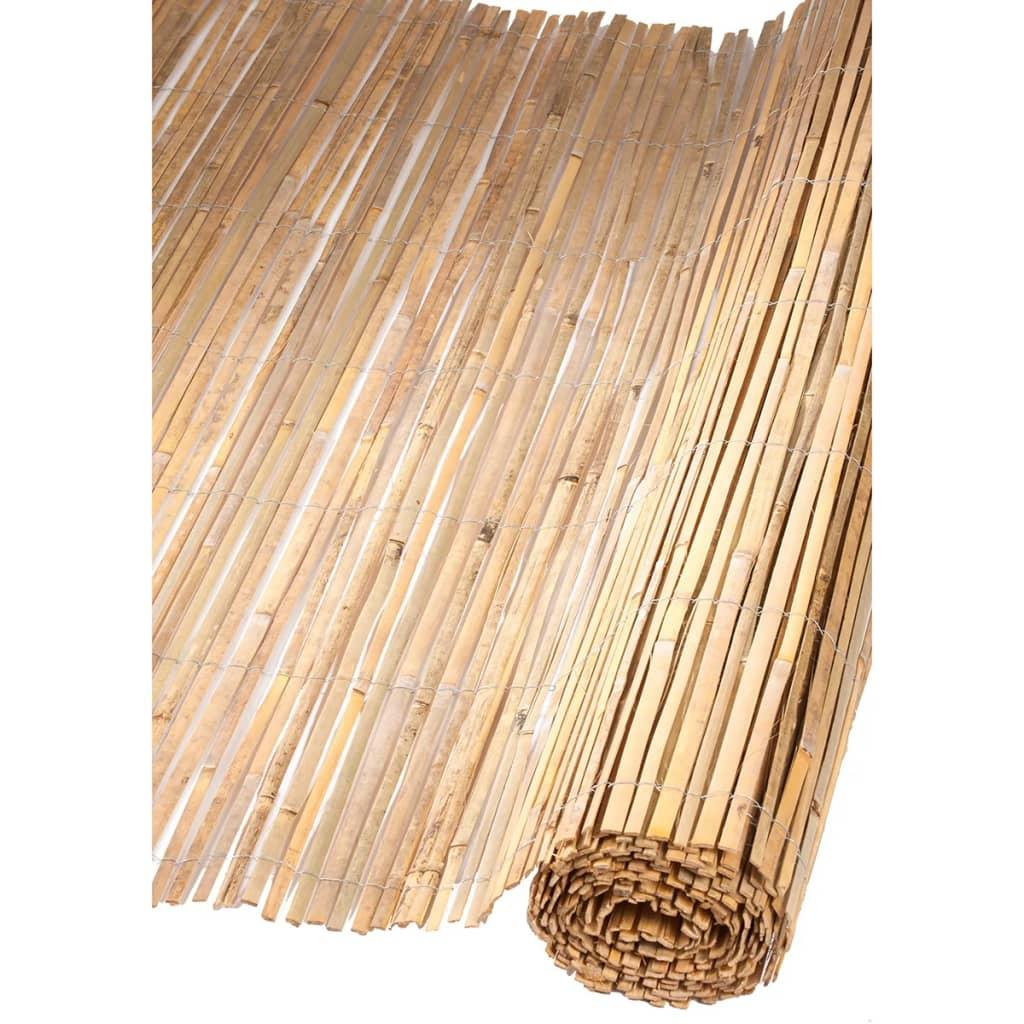Nature Zahradní clona 500 x 150 cm bambusová 6050120