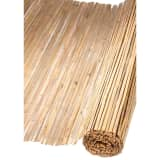 Nature Clôture de jardin 500 x 100 cm Bambou 6050120