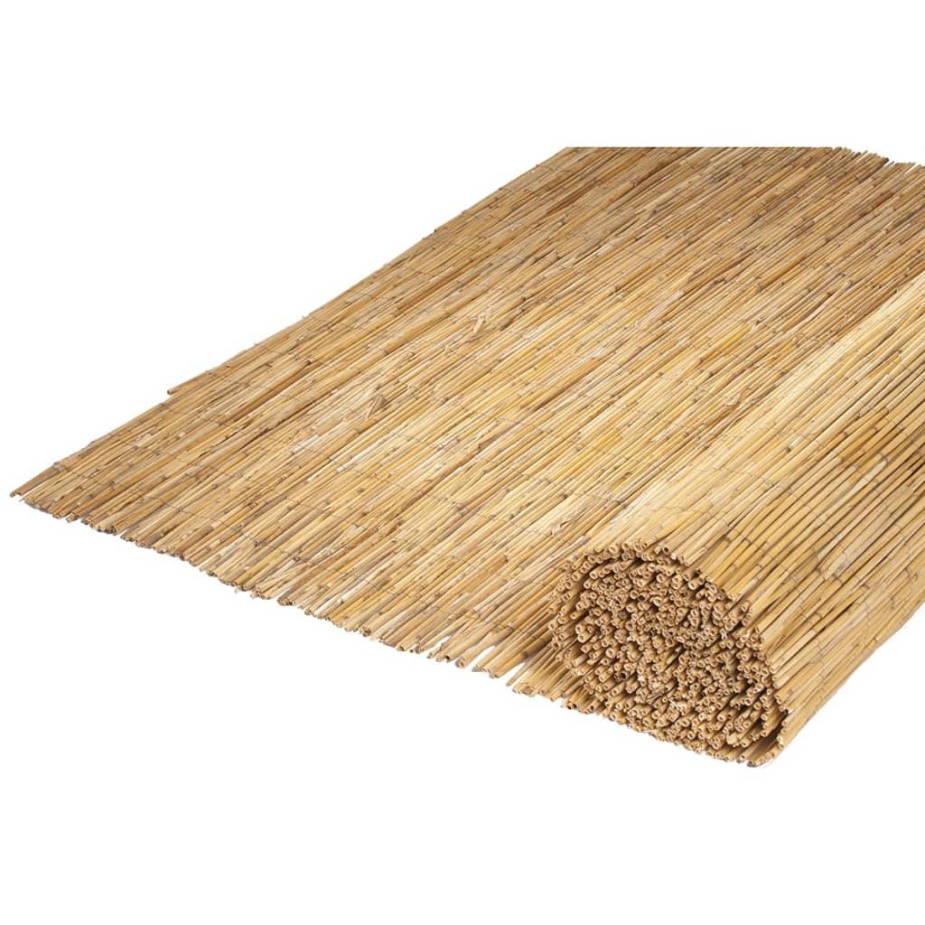 Nature Zahradní zástěna bambus a rákos 1,5 x 5 m