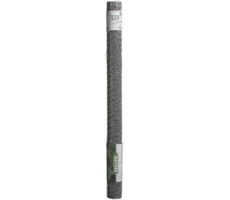 Nature Malla de alambre hexagonal acero galvanizado 0,5x10 m 25 mm[3/3]