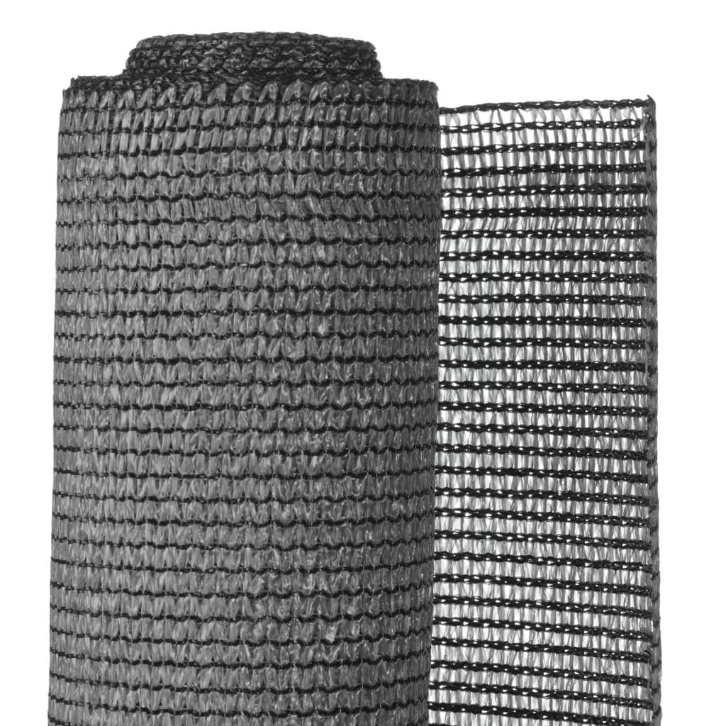 Nature Δίχτυ Σκίασης Ανθρακί 1,2 x 5 μ. από Πολυαιθυλένιο
