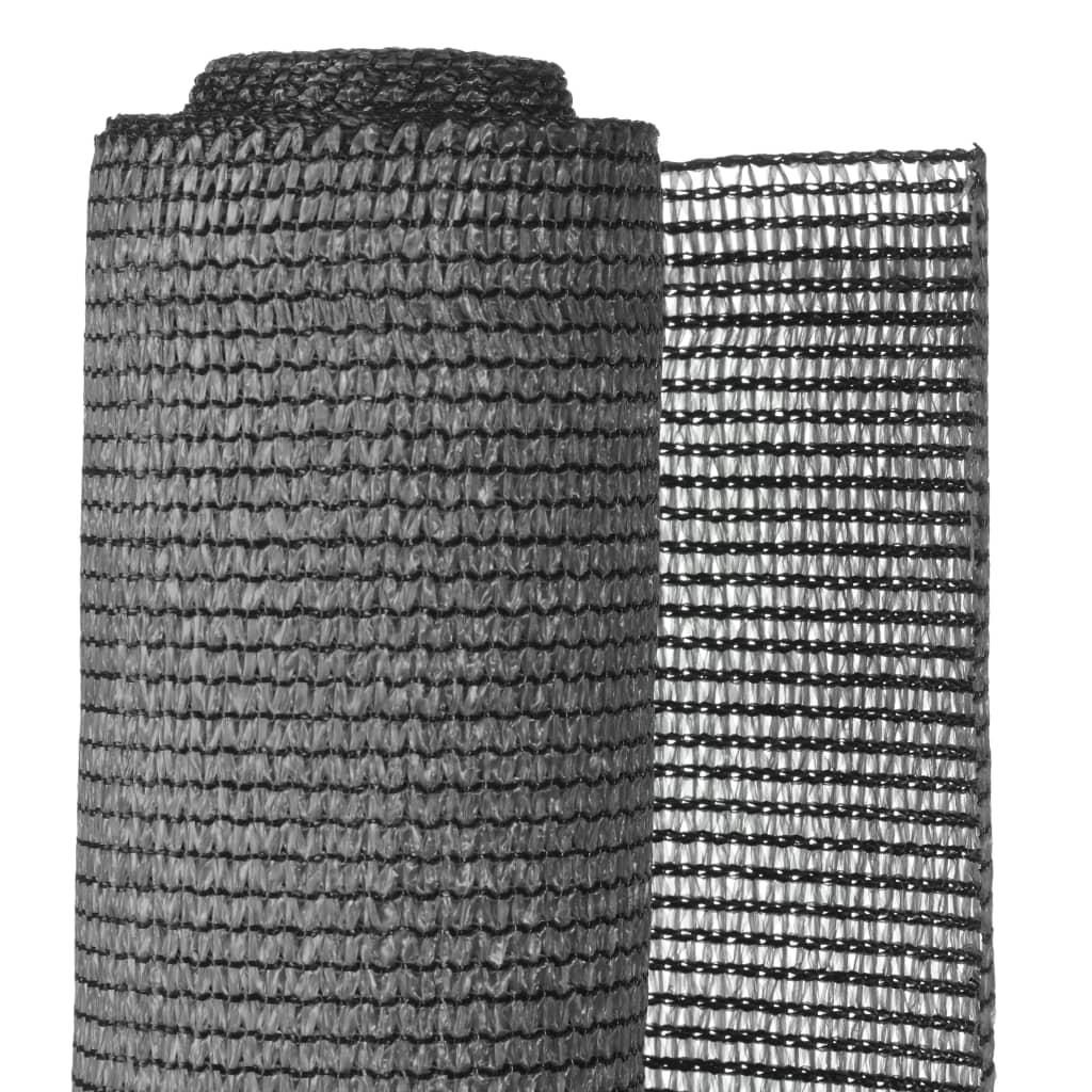 Nature Δίχτυ Σκίασης Ανθρακί 1,5 x 5 μ. από Πολυαιθυλένιο