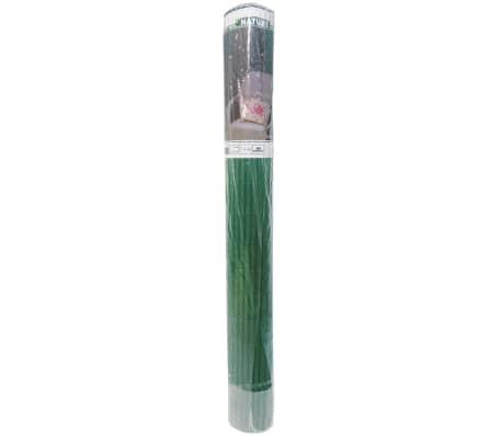 Nature Clôture de jardin PVC Vert 1,5 x 5 m 6050332[3/3]