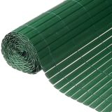 Nature Zaunblende Doppelseitig Grün 1,2 x 3 m 6050338