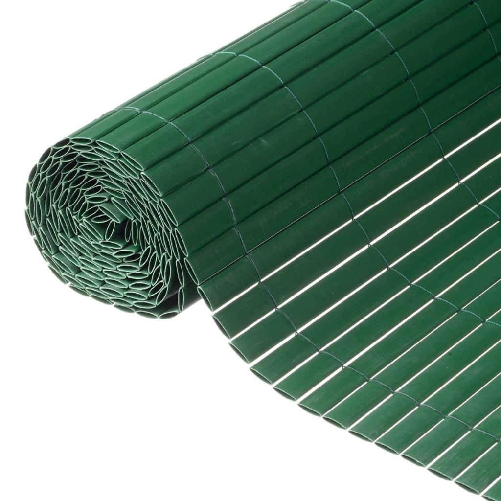 Nature Zahradní clona na plot 1,5x3 m PVC zelená 6050339