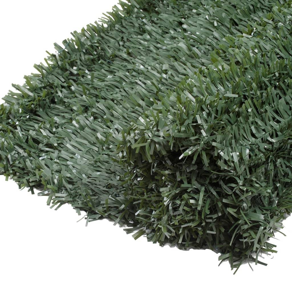 Nature Paravan de grădină, tufiș artificial, 1 x 3 m vidaxl.ro