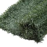 Nature Valla de jardín setos de hierba artificial 1,5x3 m