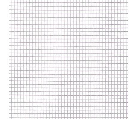 Nature Insektenschutz 1x3m Fiberglas Fliegennetz Fliegengitter Schwarz//Weiß