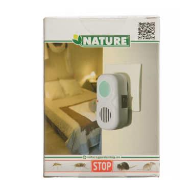Nature Repelente ultrasónico eléctrico de insectos/ratones 25 m²[3/3]