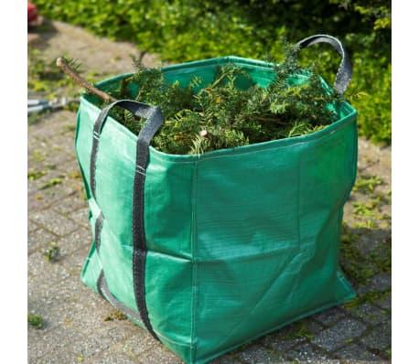 Nature sac de déchet de jardin carré 252 L verte 6072405[1/6]