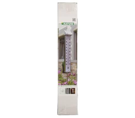 Nature Außenthermometer mit solarbetriebenem LED-Licht 6080066[5/5]