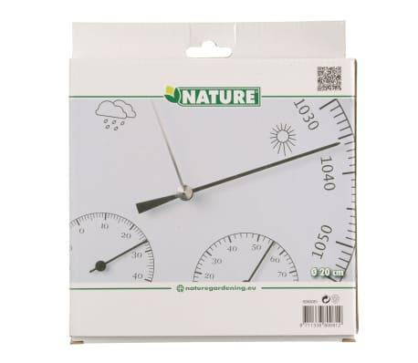 Nature 3 i 1 Barometer med termometer och hygrometer 20 cm 6080081