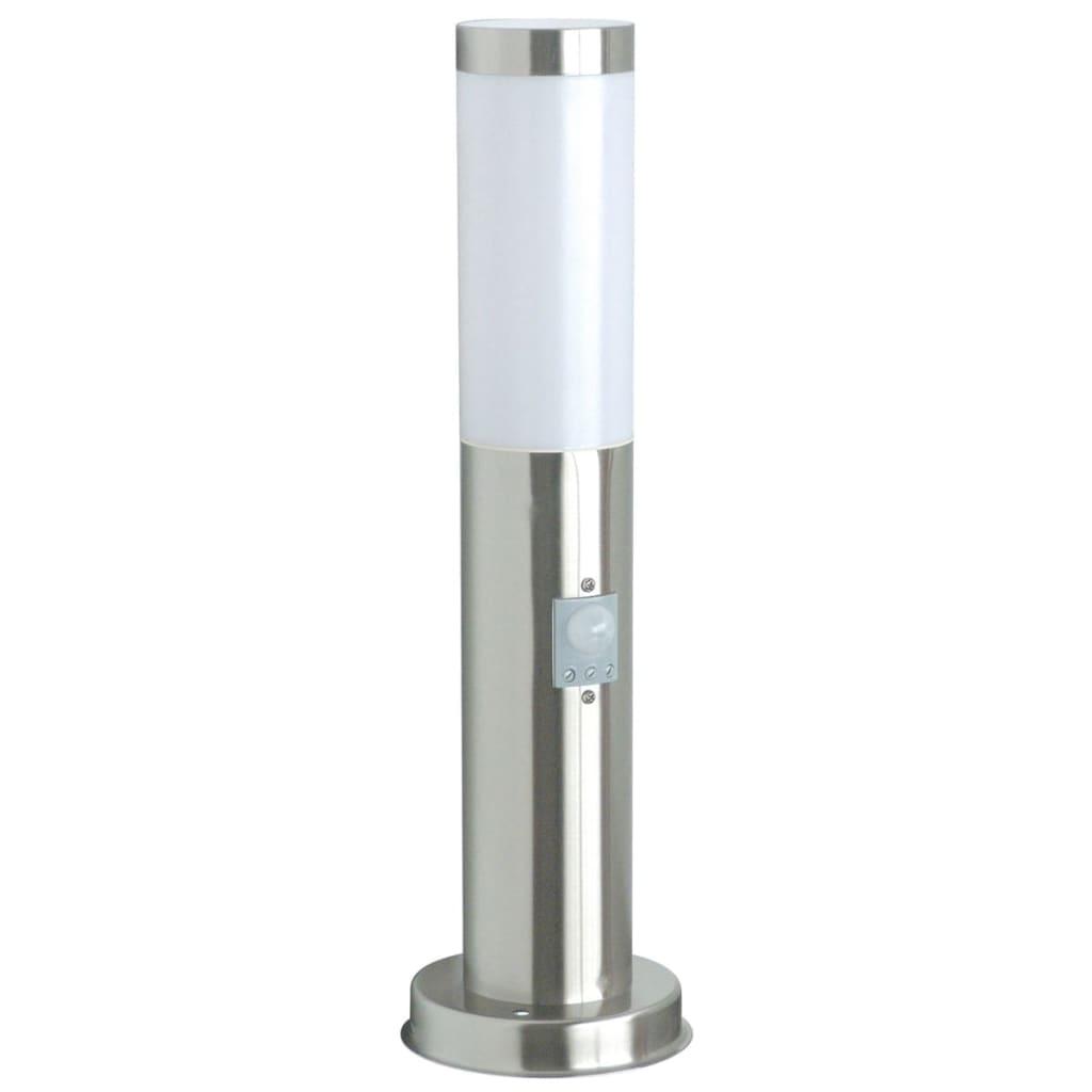 Ranex Utendørs stolpelys med sensor 20 W 45 cm RX1010-45S