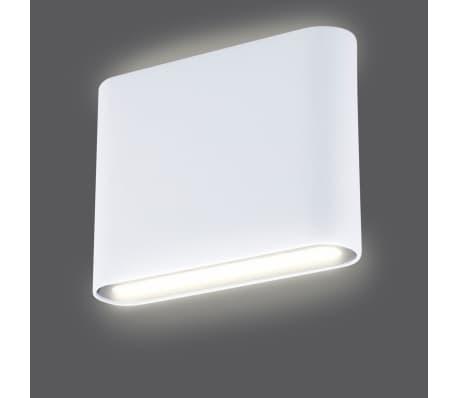 smartwares lampe led murale 9 w blanc gwi 003 dh. Black Bedroom Furniture Sets. Home Design Ideas