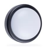SMARTWARES LED-Wandleuchte 14 W Schwarz GOL-003-HB