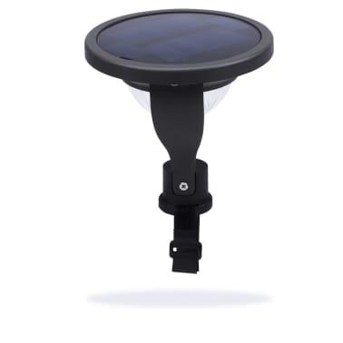 Smartwares Solar-Balkonleuchte mit Sensor 0,2 W Schwarz GBS-001-DB  [4/5]