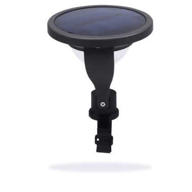 Smartwares Solar-Balkonleuchte mit Sensor 0,2 W Schwarz GBS-001-DB  [5/5]