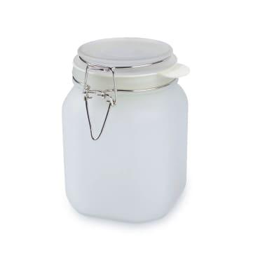 Smartwares Einmachglas-Leuchte Glas 0,06 W Weiß GTS-001-DW[1/7]