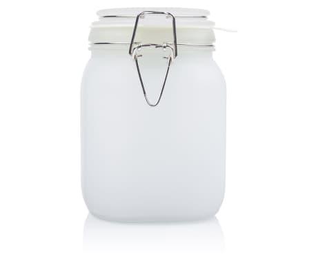 Smartwares Einmachglas-Leuchte Glas 0,06 W Weiß GTS-001-DW[6/7]