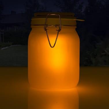 Smartwares Einmachglas-Leuchte Glas 0,06 W Weiß GTS-001-DW[2/7]