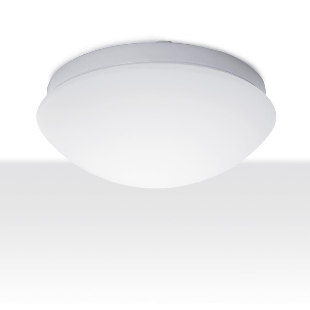 Smartwares Lampa sufitowa z czujnikiem ruchu, biała, 60 W, 5000.438
