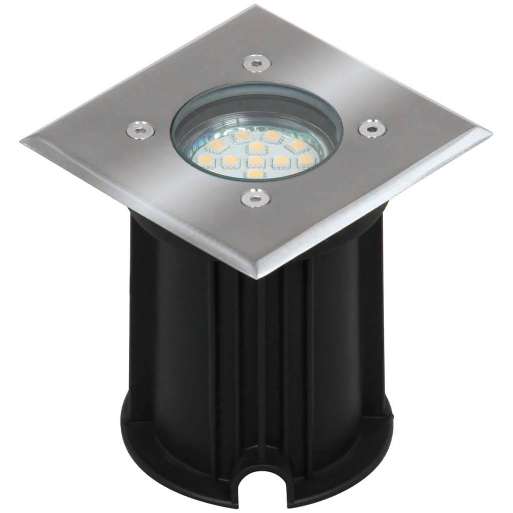Afbeelding van Smartwares LED-grondspotlight 3 W zwart 5000.459