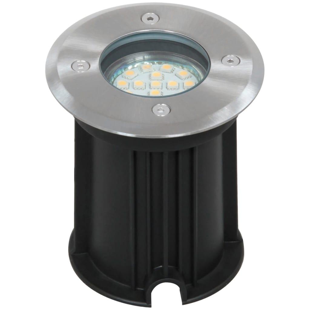 Afbeelding van Smartwares LED-grondspotlight 3 W zwart 5000.461