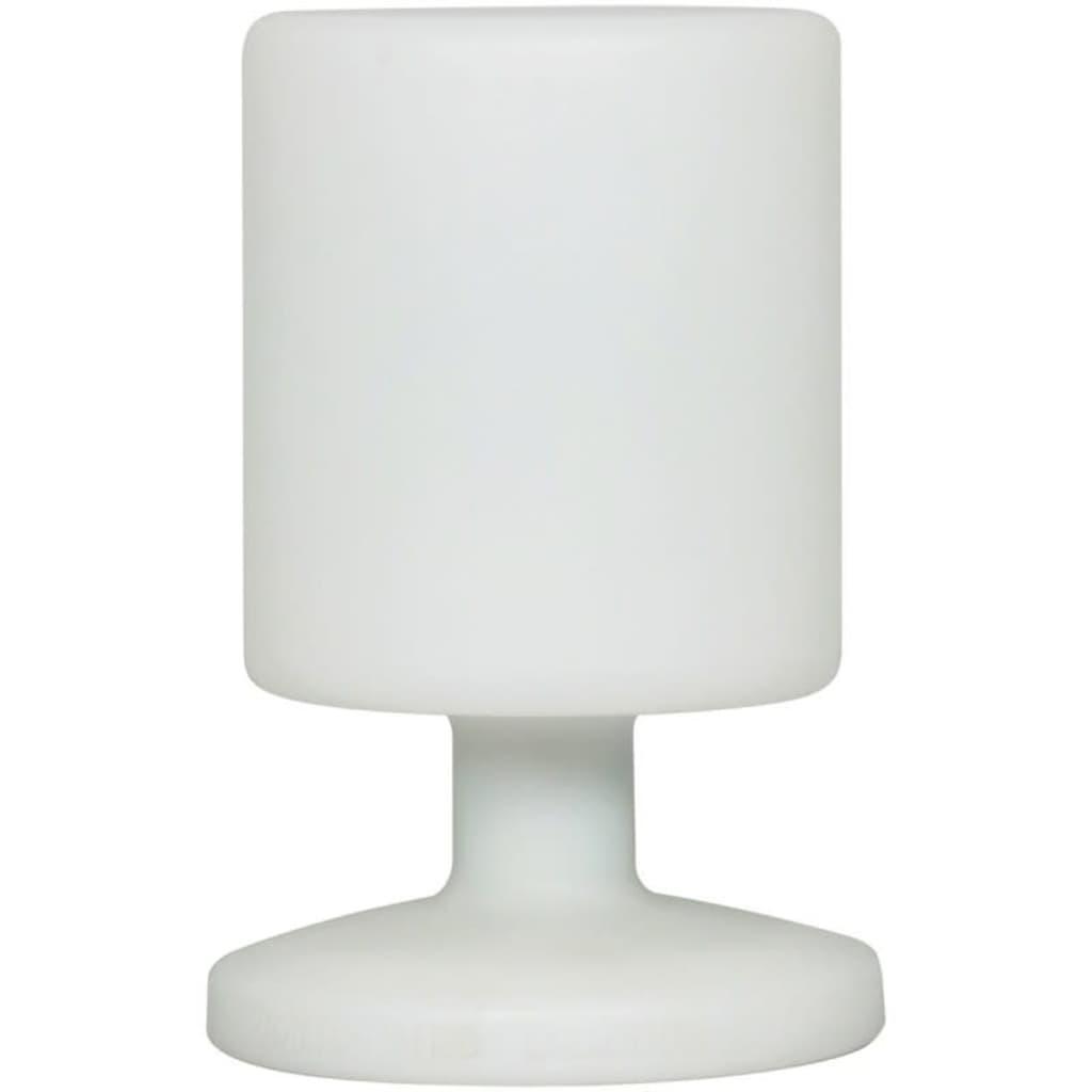 Smartwares Lampă masă de exterior cu LED 5 W, alb, 5000.472 vidaxl.ro