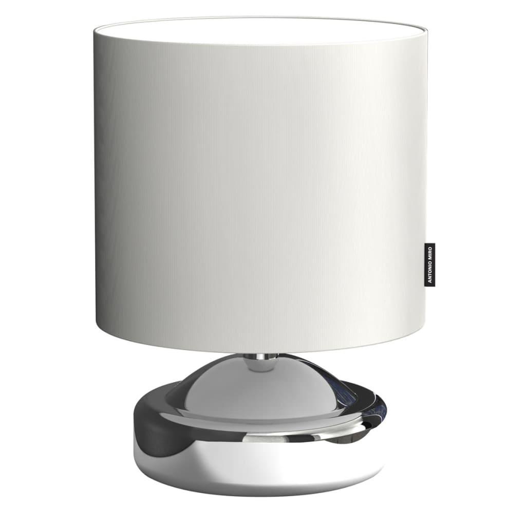 Afbeelding van Antonio Miro Tafellamp Metaalbasis Wit