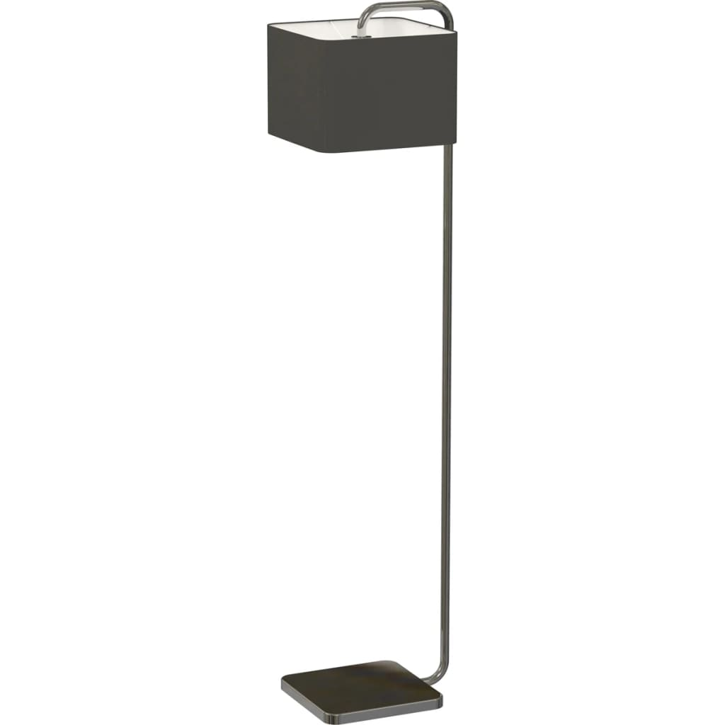 Afbeelding van Antonio Miro Floor Lamp Cube Black Chrome