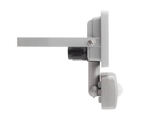 Smartwares Reflektor LED z czujnikiem, 10 W, szary, SL1-DOB10[3/11]