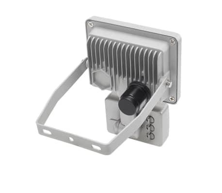 Smartwares Reflektor LED z czujnikiem, 10 W, szary, SL1-DOB10[4/11]