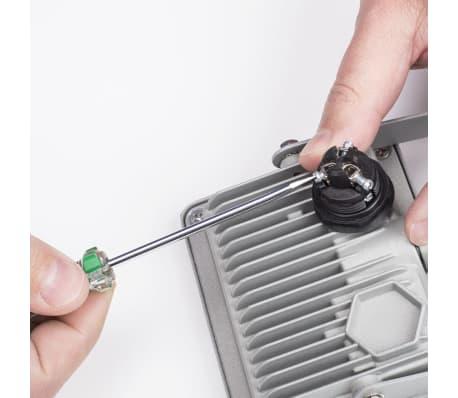 Smartwares Reflektor LED z czujnikiem, 10 W, szary, SL1-DOB10[9/11]