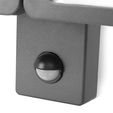 Smartwares Projecteur LED double 2 x 12 W Noir FLD2-A14B[4/8]