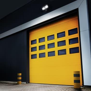 Smartwares Projecteur LED double 2 x 12 W Noir FLD2-A14B[8/8]