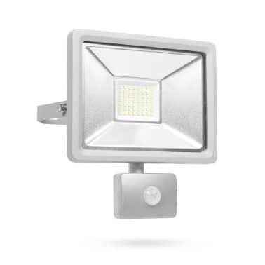 Smartwares LED-beveiligingslamp met sensor 30 W grijs SL1-DOB30[1/11]