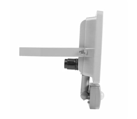 Smartwares LED-beveiligingslamp met sensor 30 W grijs SL1-DOB30[7/11]