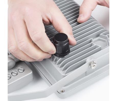 Smartwares LED-beveiligingslamp met sensor 30 W grijs SL1-DOB30[8/11]