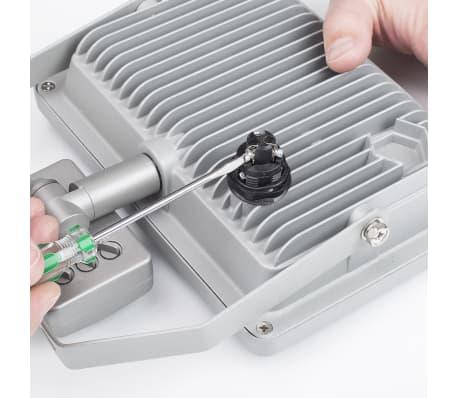 Smartwares Lampe LED avec capteur 30 W Gris SL1-DOB30[9/11]