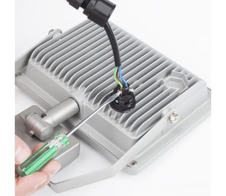 Smartwares LED-beveiligingslamp met sensor 30 W grijs SL1-DOB30[10/11]