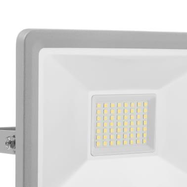 Smartwares Lampe LED avec capteur 30 W Gris SL1-DOB30[7/11]