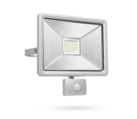 Smartwares Reflektor LED z czujnikiem, 50 W, szary, SL1-DOB50[1/11]