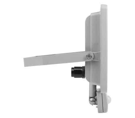 Smartwares Reflektor LED z czujnikiem, 50 W, szary, SL1-DOB50[3/11]