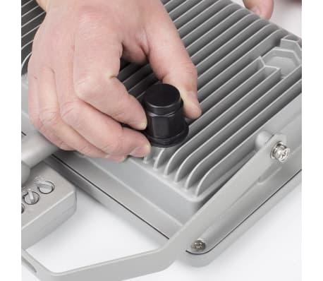 Smartwares Reflektor LED z czujnikiem, 50 W, szary, SL1-DOB50[8/11]