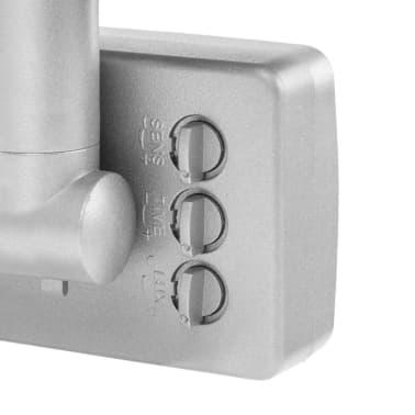 Smartwares Reflektor LED z czujnikiem, 50 W, szary, SL1-DOB50[6/11]