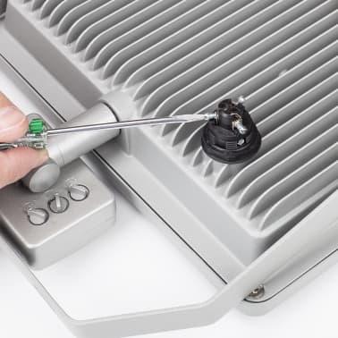 Smartwares Reflektor LED z czujnikiem, 50 W, szary, SL1-DOB50[9/11]