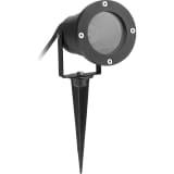 Smartwares Projecteur de jardin 28 W Noir GSW-001-HB