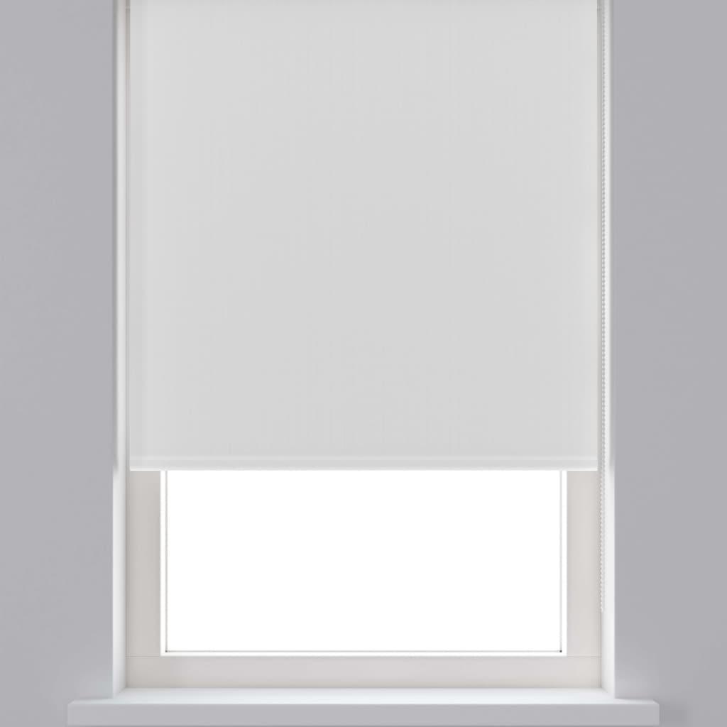 Decosol Rullegardin lystett hvit 60x190 cm