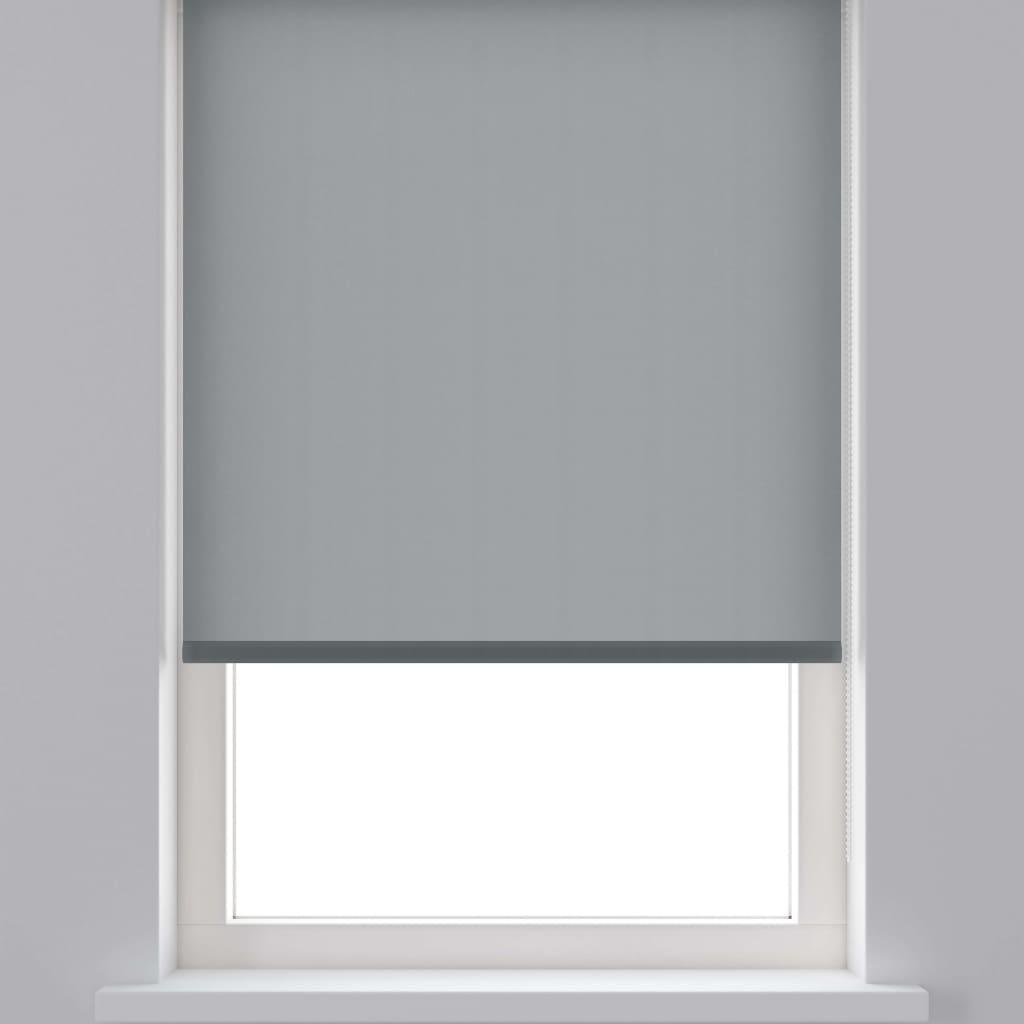 Decosol Rullegardin gjennomsiktig antrasitt 60x190 cm