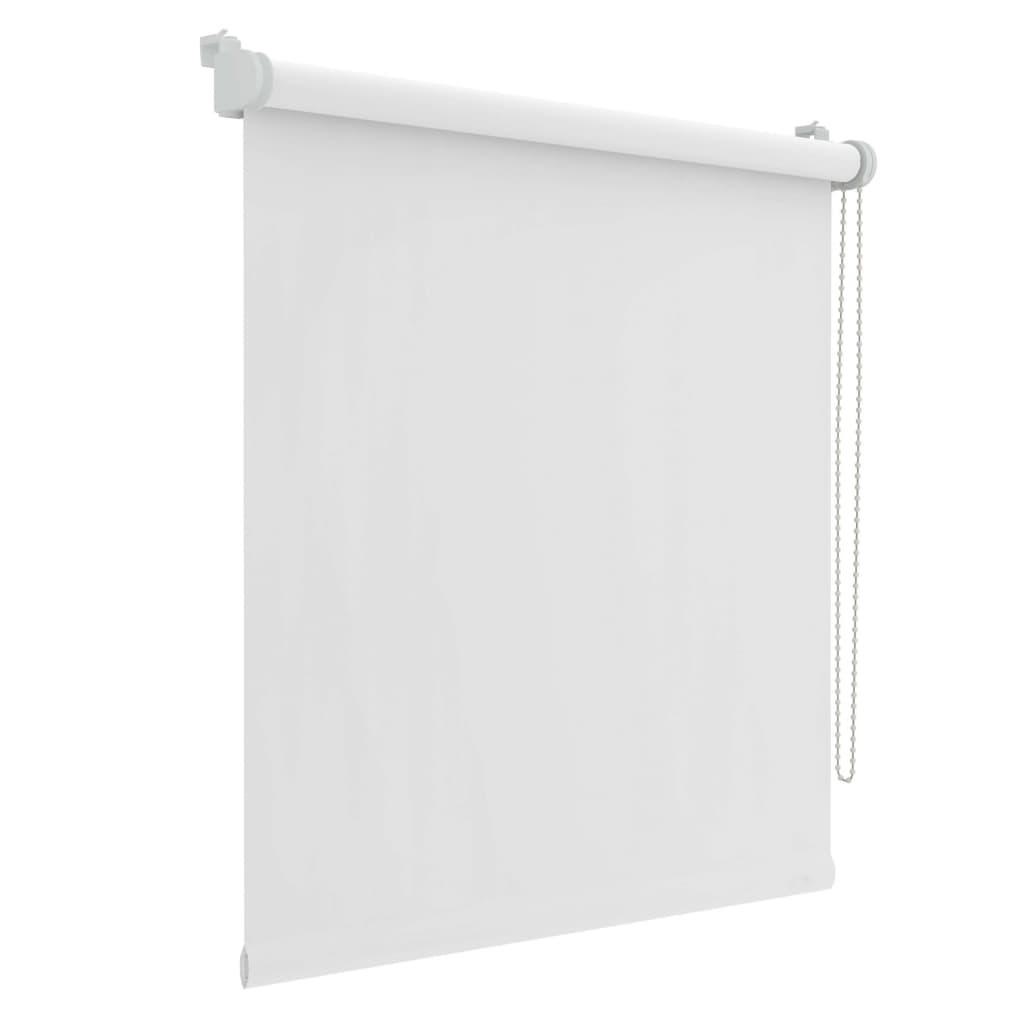 Decosol Minirullegardin lystett hvit 42x160 cm